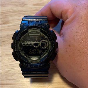 Men's Casio g shock watch